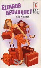 LEE NICHOLS - ELEANOR DEBARQUE ! - RED DRESS INK