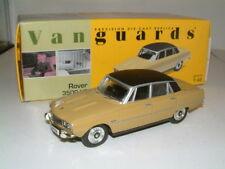1/43 ROVER 3500 V8 P6 IN ALMOND. VANGUARDS