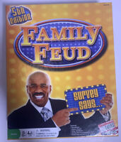 Family Feud 5th Edition Board Game by Endless Games USA Ages 10+ For 3+ Players