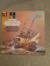 Stanford – Songs Of The Sea, Songs Of The Fleet, 'Irish' Symphony (EM 29 1154 3)