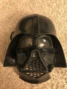 Star Wars Darth Vader Halloween costume  Adult Face Mask 2008 Cosplay