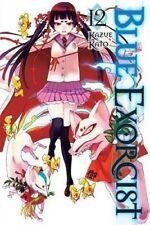 Blue Exorcist, Vol. 12 ' Kato, Kazue Manga in english