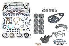 Enginetech Premium Engine Rebuild Kit for DODGE 318 5.2L V8 with Long Cam Nose