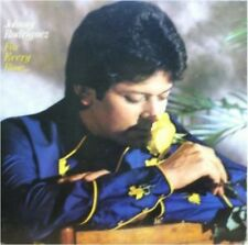 """JOHNNY RODRIGUEZ """"For Every Rose"""" USED 1983 Epic LP EX/VG+"""