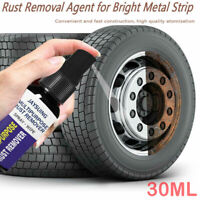 Multi-Purpose Car Rust Remover Inhibitor Maintenance Derusting Spray Cleaning Du