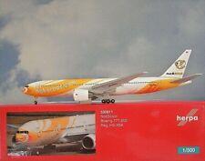 Herpa Wings 1:500 Boeing 777-200  NokScoot  HS-XBA  530811  Modellairport500