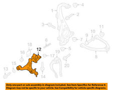Infiniti NISSAN OEM 11-13 M37 Front-Lower Control Arm 545001MD1A