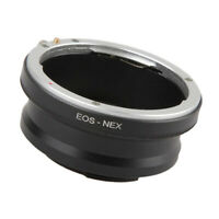 EOS-NEX EF EF-S Lens to E-Mount A7R A7 A6000 NEX-3 5 6 7 Adapter Ring For/Canon