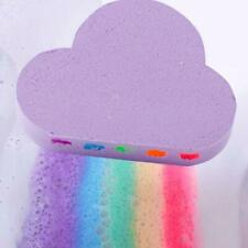100g Natural Skin Care Cloud Rainbow Bath Salt Shower Bomb Cloud Bath Salt AU
