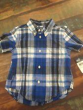 Genuine Ralph Lauren Boys Shirt - 24 Months