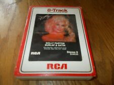 DOLLY PARTON 8-TRACK BURLAP & SATIN