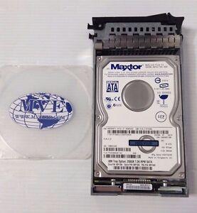 LOT 7 250GB IBM 90P1349 90P1346 90P1350 71P7298 1710-10U 7.2K SATA HARD DRIVE