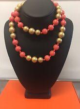 Kenneth Jay Lane KJL Beads Necklace