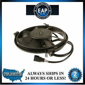 For Audi S6 S8 A6 A8 Quattro VW Passat Engine Cooling Fan Motor NEW