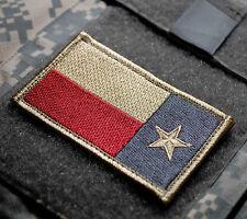 KANDAHAR WHACKER JSOC KILLER ELIET PRO-MEMBER USMC: R-TEXAS Flag w/Travel Tag