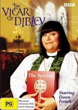 THE VICAR OF DIBLEY - THE SPECIALS (DVD, 2005) (NEW & SEALED) REGION 4 FREE POST