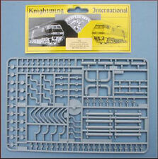 Knightwing UN2 Universal Pipes & Fittings Plastic Kit 1 Sprew OO Gauge -1st Post