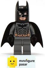 bat024 Lego DC Super Heroes 7888 7886 7884 - Batman Minifigure - New
