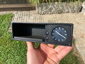 BMW E36 Center Console Analog Clock OEM