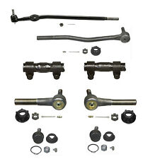 8 Piece Tie Rod & Lower Ball Joint Kit fits1990-97 Ford Ranger 4 Wheel Drive