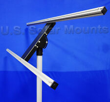 """Top of Pole Solar PV Mount - Fits directly onto 2"""" SCH40/80 Pipe"""