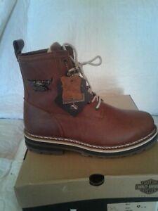 New Men's H-D Riding Boots