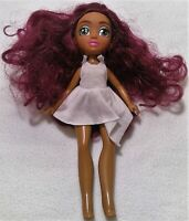 Mga girl doll African American toy plastic 2014 a12