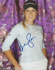 LPGA Natalie Gulbis Autographed Signed 8x10 Photo COA MM