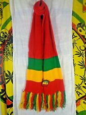 NEW!!! Irie Rastafarian Super Warm Knit Scarf Unisex