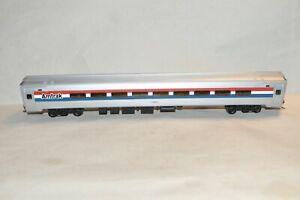 HO scale Bachmann Silver Series Amtrak Amfleet I ph 3 passenger car train COACH