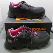 Timberland Pro Steel Toe Shoes Women's sz 9 Sneakers Work Safety