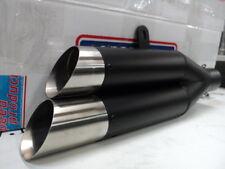 AUSPUFF COBRA HYPERSHOTS XL BLACK EG ABE SUZUKI GSF 600 BANDIT BJ.95-04