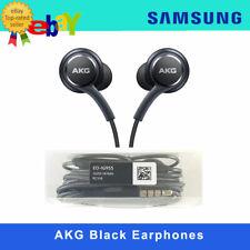New OEM Orignal AKG Black Earphones for Samsung Galaxy S8 Plus S9 Note 8 S7