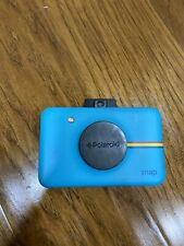 Polaroid Snap Touch Instant Digital Camera With Built-In-Flash No Charger USED