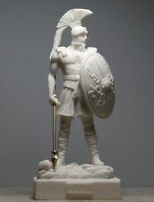 ARES MARS Greek Roman God of War Alabaster Statue Sculpture figure 7.09΄΄/18cm