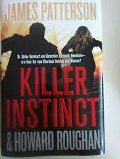 Killer Instinct by James Patterson & Howard Roughan - NEW hardcover (2019)