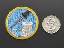 Adafruit Learn to solder - Skill badge, iron-on patch [ADA465]