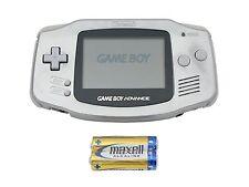 Console Nintendo Gameboy Advance Edition Limited Platinum