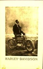 1914 Harley-Davidson Motorcycles & Sidecar Sales Book Info.On  All Mdls.,Prices