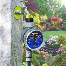 Garden Water Tap Hose Timer NO Need Pressure Ball Valve Irrigation Controller