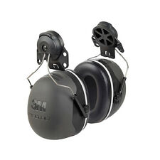 3M PELTOR X Series X5P3 Earmuffs Helmet Mounted Ear Defenders SNR 36dB