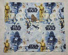 Pottery Barn Kids Star Wars Pillow Sham A New Hope Standard Cotton 28x23