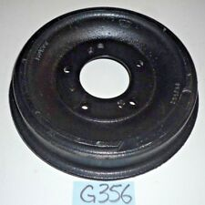 USED OEM '55 - '59 AUSTIN HEALEY BN2 - BN4 FRONT BRAKE DRUM / WIRE WHEELS  G356