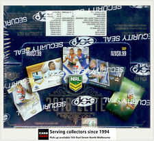 2016 ESP NRL ELITE TRADING CARD FACTORY BOX (24 PKS)