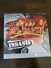INSANITY Beachbody Total Body Workout 10-Disc DVD Set Base Kit