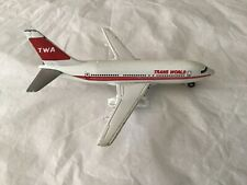 Vintage ERTL Trans World TWA dicast airplane