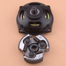 6T Clutch Drum Pad Bell Housing Kit Fit 47cc 49cc Pocket Dirt Bike ATV Mini Quad