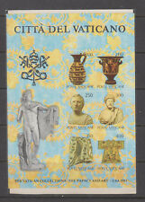 Vatican Stamps 1983 Vatican Collection of Art: SeriesI, Complete Set MNH