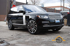 "22"" RANGE ROVER AUTOBIOGRAPHY FACTORY EDITION WHEELS RIMS LAND HSE SUPERCHARGED"