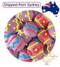EASTER EGGS Small 24 Pack 100% Edible Toppers for Cake Decorating Cupcake Cookie